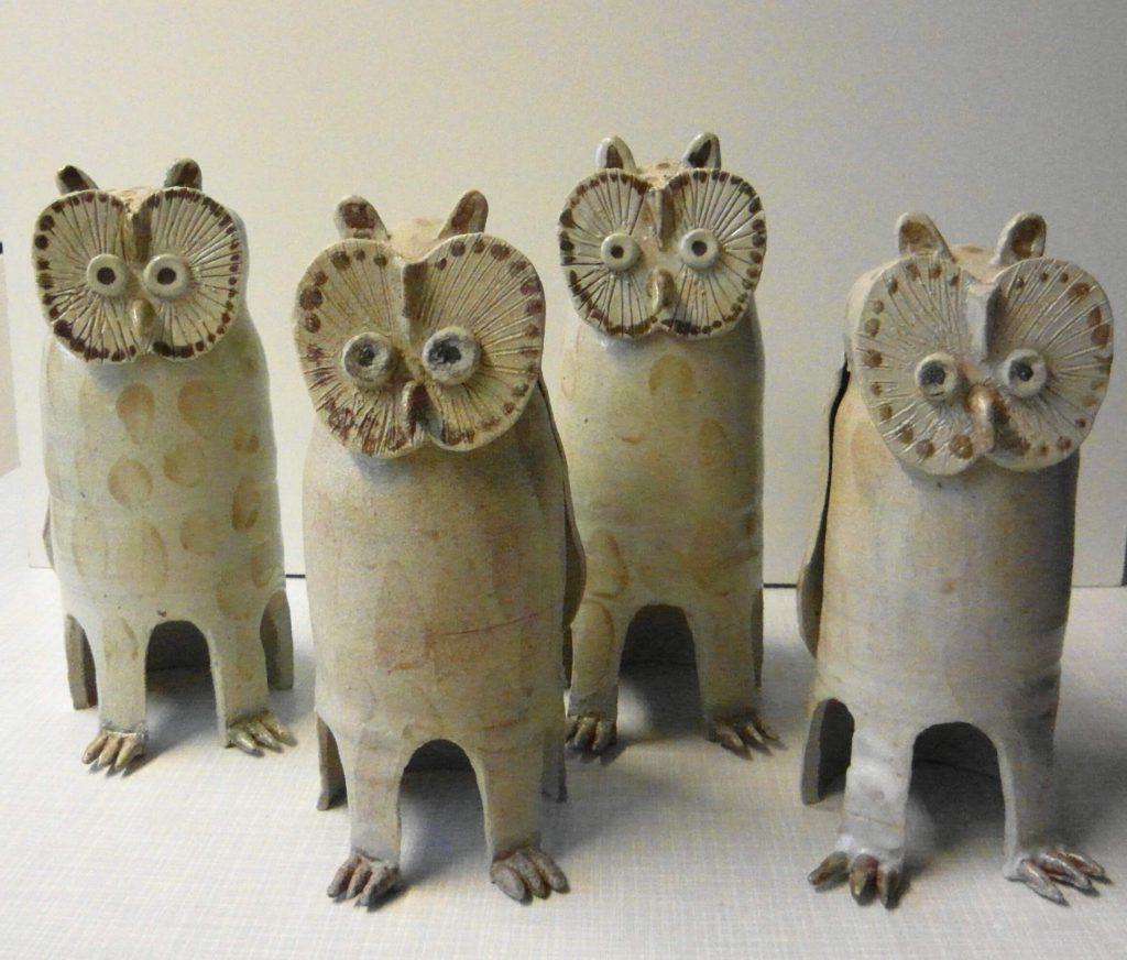 uilen pottenbakkerij Stiens
